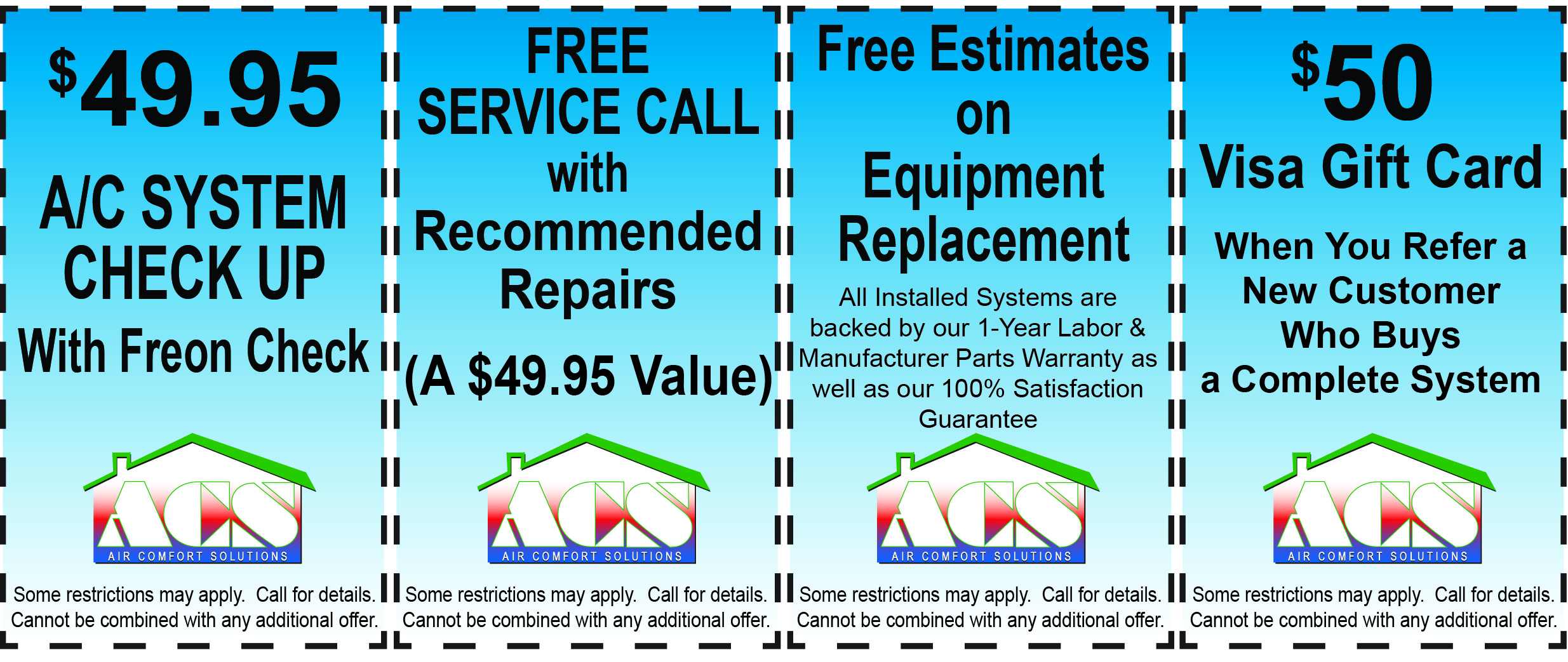 AC Repair Specials McKinney TX