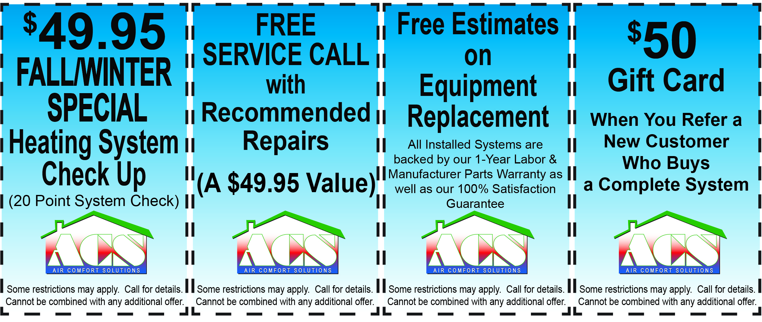 AC Repair Specials Allen TX