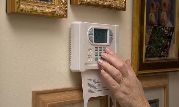 Programmable Thermostat - McKinney TX